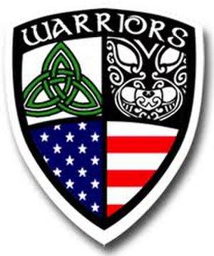 Utah Warriors (rugby union) - Image: Utahwarriors