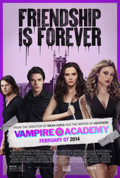Picture of a movie: Vampire Academy