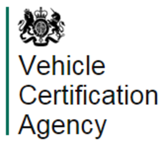 Vehicle Certification Agency - Image: Vehicle Certification Agency