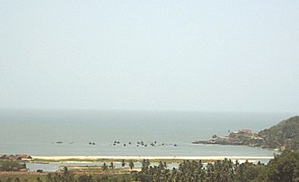 Vengurla - Vengurla beach (Navabag beach)