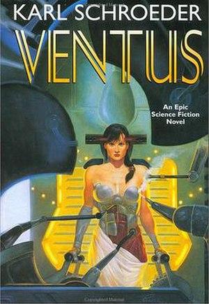 Ventus (Schroeder novel) - Image: Ventus