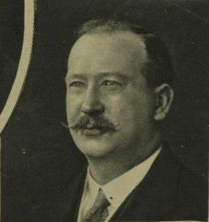 Vernon Hartshorn - Hartshorn in 1924