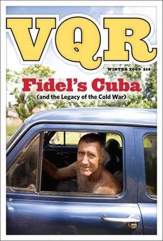 Virginia Quarterly Review - Image: Virginia Quarterly Review Winter 2009