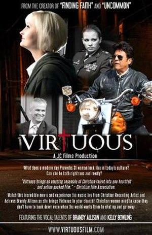 Virtuous (2014 film) - Virtuous film poster