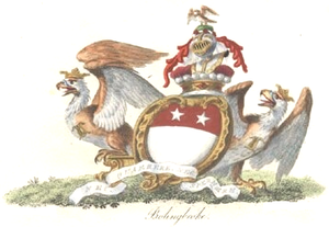 Viscount Bolingbroke - Armorial bearings of the Viscounts Bolingbroke