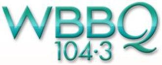 WBBQ-FM - Image: WBBQ FM logo
