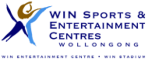 WIN Entertainment Centre - The centre's logo