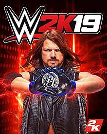 wwe 2k18 edit my player