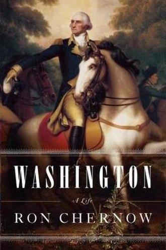 Washington: A Life - Image: Washington A Life book cover