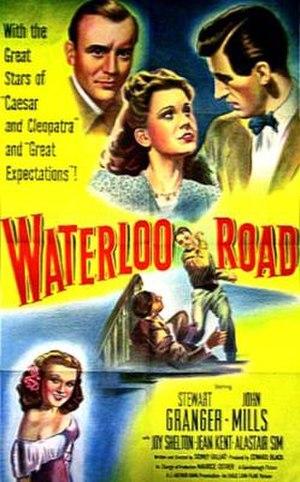 Waterloo Road (film) - Image: Waterloo Road (film)