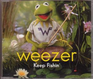 Keep Fishin' - Image: Weezer keepfishin