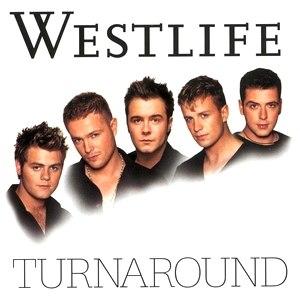 Turnaround (Westlife album) - Image: Westlife turnaround