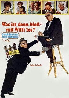 <i>What Is the Matter with Willi?</i> 1970 film