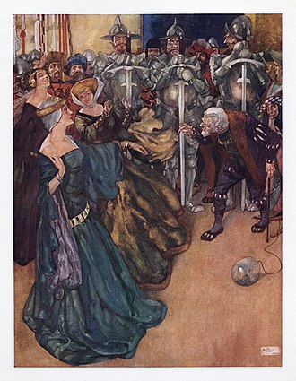 William Russell Flint - Image: William Russell Flint W. S. Gilbert Savoy Operas Princess Ida 1