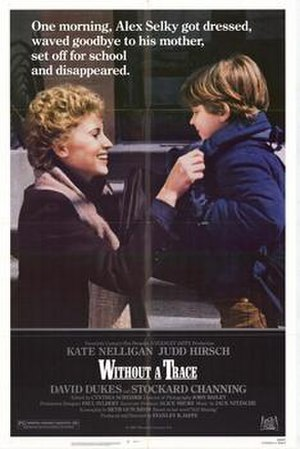 Without a Trace (film) - Image: Without a Trace