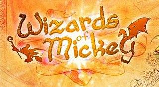 <i>Wizards of Mickey</i>
