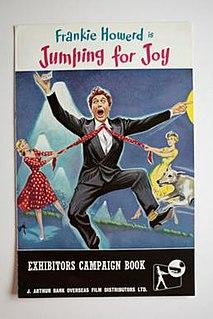 <i>Jumping for Joy</i> 1956 film by John Paddy Carstairs