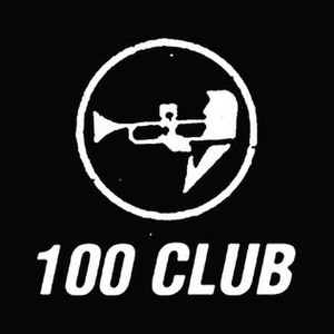 100 Club - Image: 100 Club London logo
