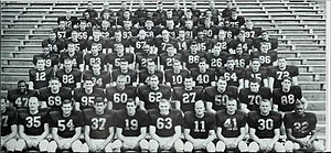 1963 Illinois Fighting Illini football team - Image: 1963 Illinois Fighting Illini football team