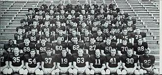 1963 Illinois Fighting Illini football team - Image: 1963 Illinois Fighting Illini football team