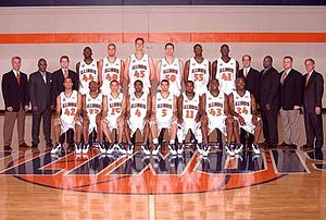 "2004–05 Illinois Fighting Illini men's basketball team - ""2004–05 Fighting Illini men's basketball team"""