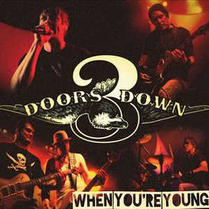 When You're Young (3 Doors Down song) - Image: 3DDWYY