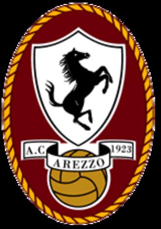 U.S. Arezzo - Former AC Arezzo logo