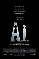 Picture of a movie: A.I. Artificial Intelligence