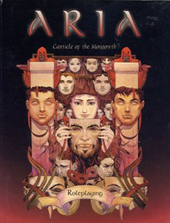 Aria: Canticle of the Monomyth roleplaying game