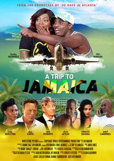 <i>A Trip to Jamaica</i> 2016 film by Robert Peters