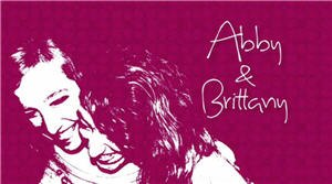 Abby & Brittany - Title card