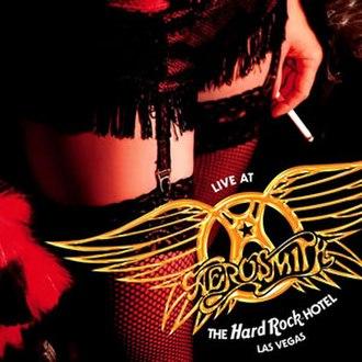 Rockin' the Joint - Image: Aerosmith Rockin' The Joint