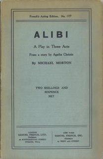 <i>Alibi</i> (play)