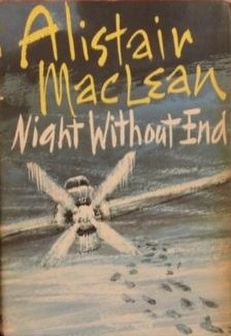 Night Without End - First edition cover (UK)