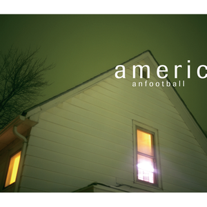 American Football (1999 album) - Image: American football band lp cover