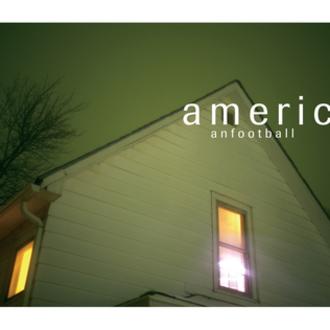 American Football (1999 album) - Image: American football band lp cover