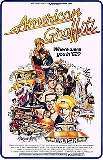 1973 US film directed by George Lucas