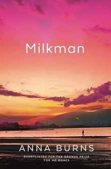Image result for Milkman by Anna Burns