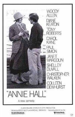 Annie Hall - Film poster