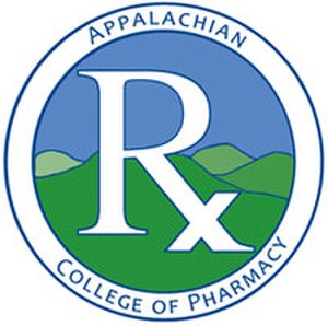 Appalachian College of Pharmacy - Image: Appalachian College of Pharmacy logo