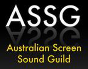 Australian Screen Sound Guild - Image: Australian Screen Sound Guild logo