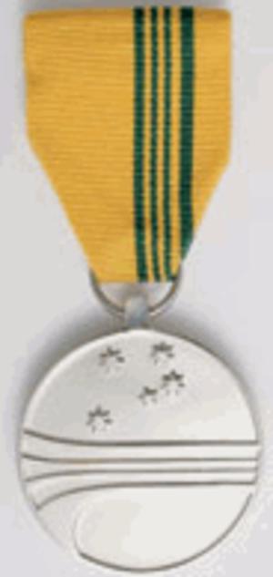 Australian Sports Medal - Image: Australian Sports Medal