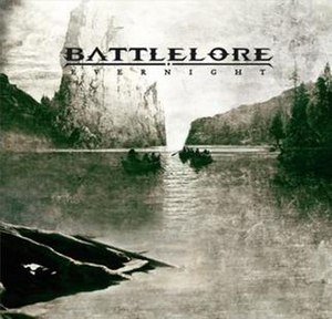 Evernight (album) - Image: Battlelore Evernight