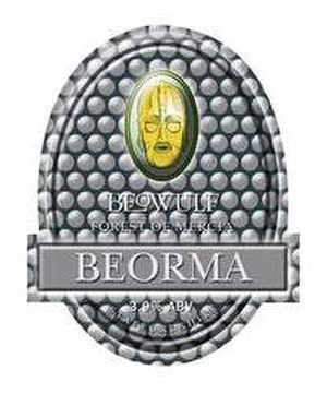 Beorma - Image of Beowulf Brewery's Beorma Beer Label