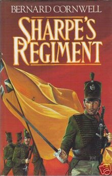 BernardCornwell SharpesRegiment.jpg