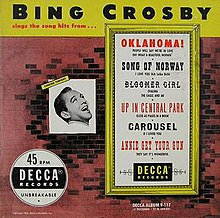 Bing Crosby Sings the Song Hits from Broadway Shows - Wikipedia