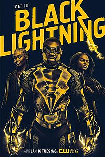 <i>Black Lightning</i> (season 1) Season of television series