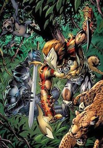 Erik Killmonger - Image: Black Panther Vol 4 37
