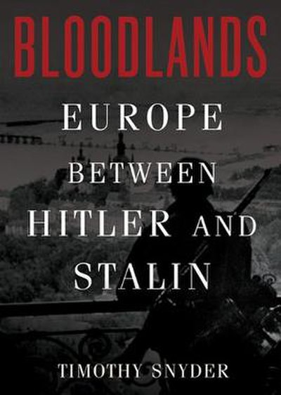 Picture of a book: Bloodlands