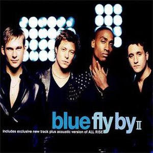 Fly By II - Image: Blue Flyby II
